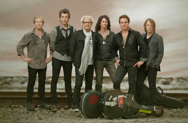 Foreigner with Cheap Trick and Jason Bonhams Led Zeppelin Experience, Usana Amphitheatre, Salt Lake City