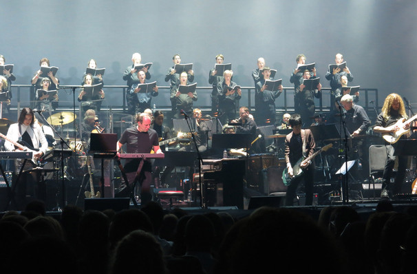 Hans Zimmer, Wells Fargo Center, Philadelphia