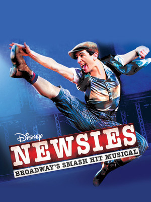 Newsies: The Musical Poster