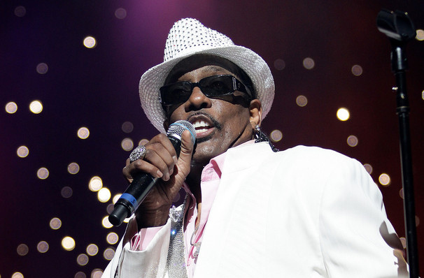 Charlie Wilson with Fantasia Johnny Gill and Solero, Oracle Arena, San Francisco