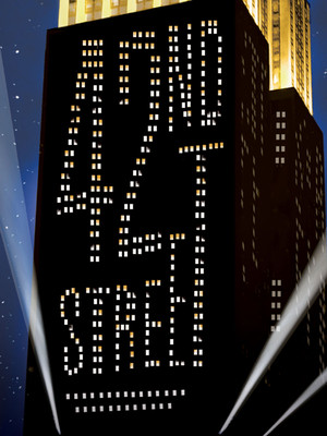 42nd Street, Drury Lane Theatre Oakbrook Terrace, Chicago