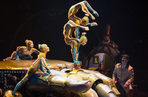 Cirque du Soleil Kurios, Lone Star Park, Dallas