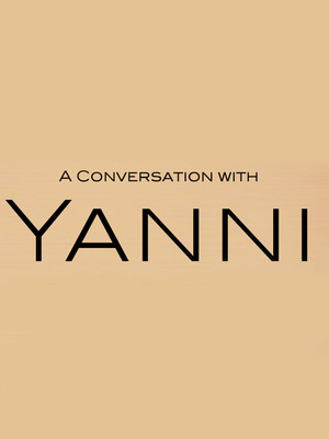 A Conversation With Yanni, Flint Center, San Jose