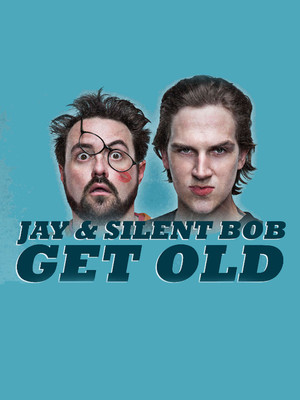 Jay and Silent Bob Get Old Poster
