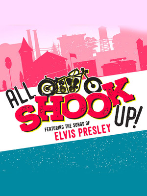 All Shook Up, The Muny, St. Louis