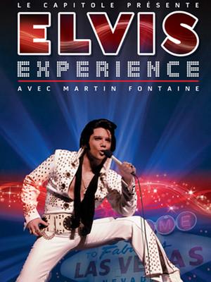 Elvis Experience, NAC Southam Hall, Ottawa