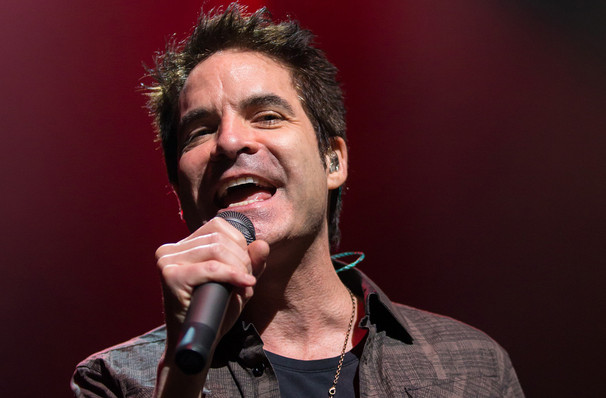 Train with OAR and Natasha Bedingfield, Bold Sphere at Champions Square, New Orleans