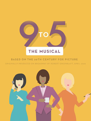 9 to 5 The Musical, Spreckels Theatre, San Diego