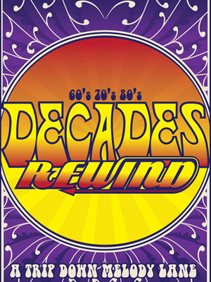 Decades Rewind at Harrison Opera House