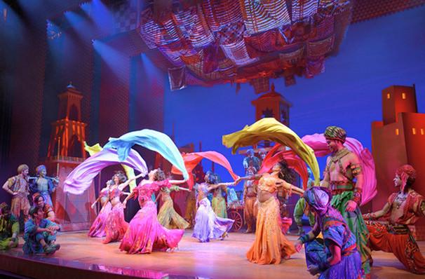 Aladdin, Music Hall at Fair Park, Dallas