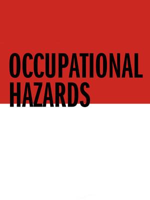 Occupational Hazards Poster
