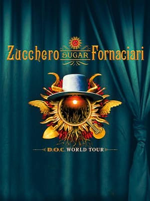 Zucchero at Theatre Olympia