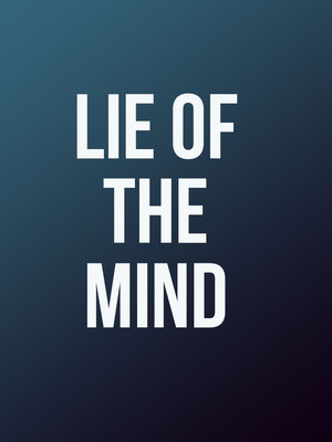 Lie of the Mind Poster