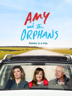 Amy and the Orphans Poster
