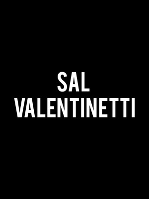 Sal Valentinetti at Stanley Theatre