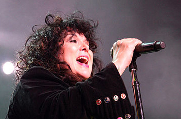 Ann Wilson, Peace Concert Hall, Greenville