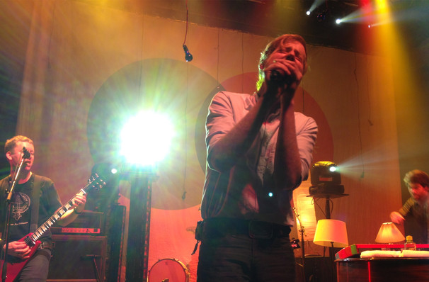 Andrew McMahon, Rams Head Live, Baltimore