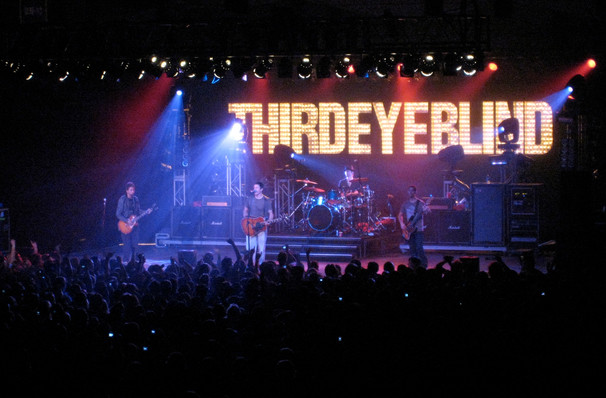 Third Eye Blind, Capital City Amphitheater at Cascades Park, Tallahassee