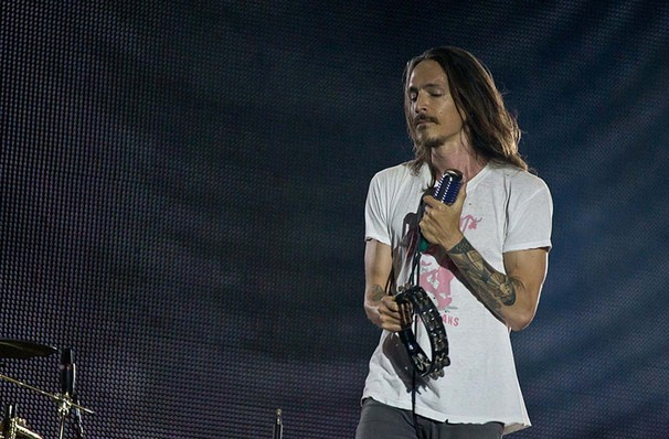 Incubus with Jimmy Eat World, Bold Sphere at Champions Square, New Orleans