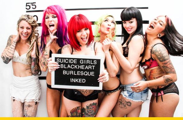 The Suicide Girls: Blackheart Burlesque