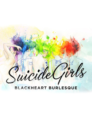 The Suicide Girls - Blackheart Burlesque Poster