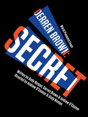 Derren Brown: Secret Poster
