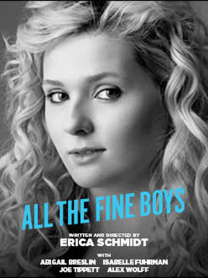 All the Fine Boys Poster
