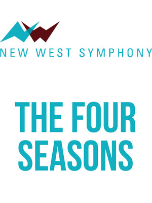 New West Symphony: The Four Seasons Poster