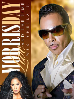 Sheila E and Morris Day Poster