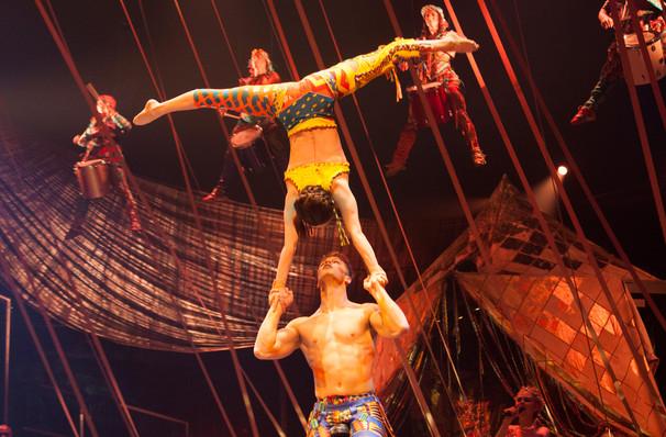Cirque Du Soleil - Volta - Grand Chapiteau at Atlantic ...