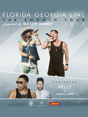 Florida Georgia Line with Nelly at Sunlight Supply Amphitheater