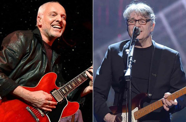 Steve Miller Band with Peter Frampton, Sleep Train Pavillion, San Francisco