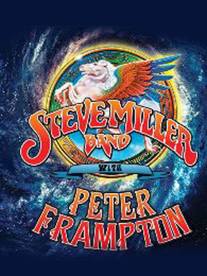 Steve Miller Band with Peter Frampton Poster