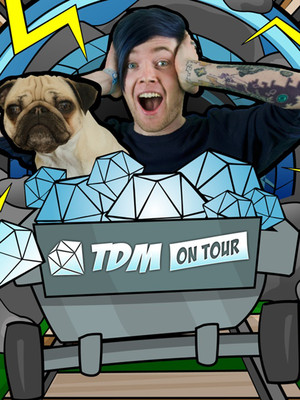 DanTDM at Connor Palace Theater
