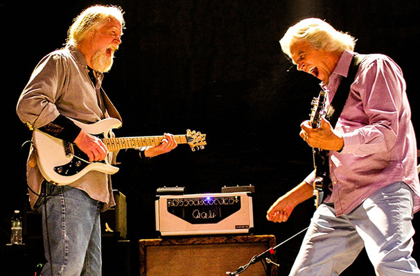 John McLaughlin with Jimmy Herring, Florida Theatre, Jacksonville