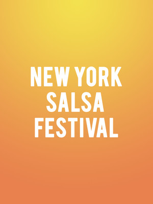 New York Salsa Festival at Barclays Center