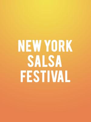 New York Salsa Festival Poster