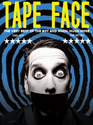 Tape Face, Neptune Theater, Seattle