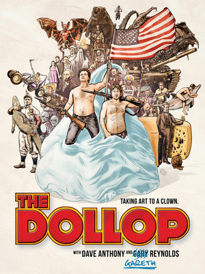 The Dollop at Palace of Fine Arts