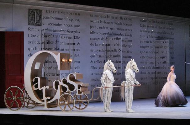 Metropolitan Opera - Cendrillon