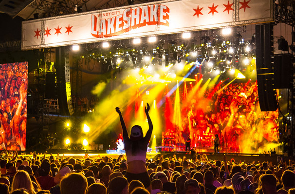2017 Country LakeShake, Huntington Bank Pavilion, Chicago