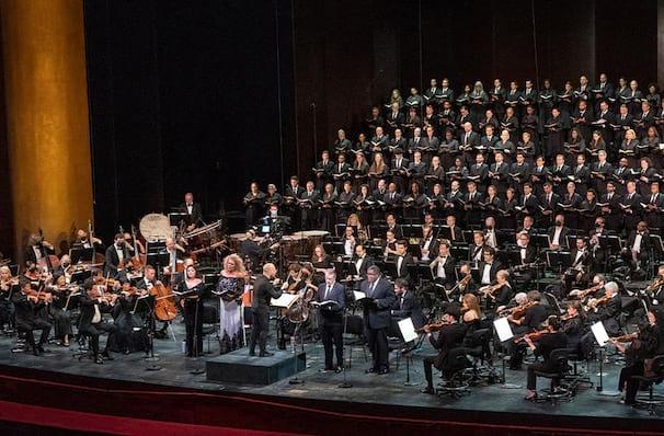 Metropolitan Opera Requiem, Metropolitan Opera House, New York