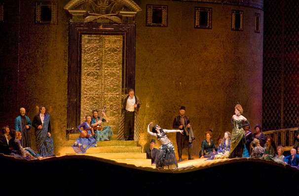Metropolitan Opera Thais, Metropolitan Opera House, New York