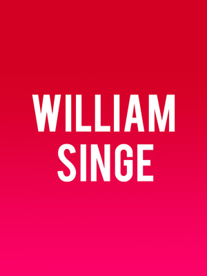 William Singe Poster