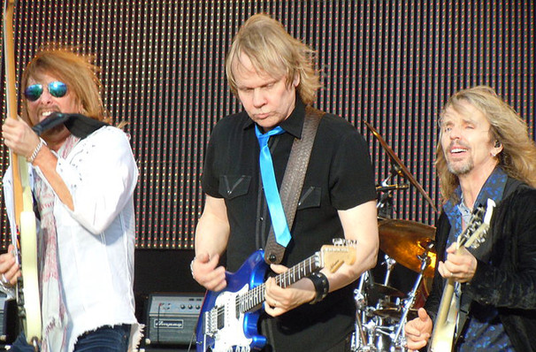 Styx with REO Speedwagon, Usana Amphitheatre, Salt Lake City