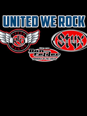 Styx with REO Speedwagon, Bon Secours Wellness Arena, Greenville