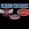 Styx with REO Speedwagon, DTE Energy Music Center, Detroit
