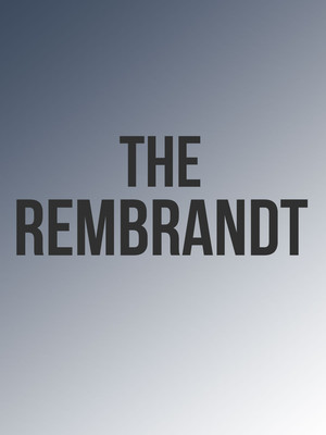 The Rembrandt at Upstairs Theatre At Steppenwolf Theatre