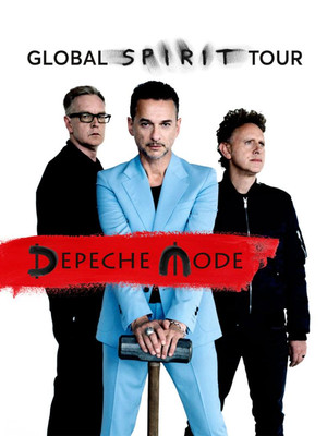 Depeche Mode at Oracle Arena