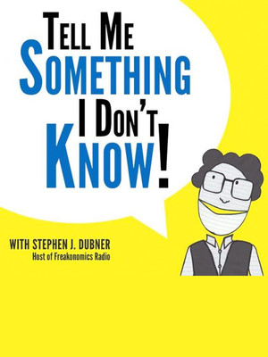 Tell Me Something I Don't Know Poster